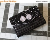 True Love Mini Necessary Clutch Wallet (NCW) with multiple interior pocket and card slots