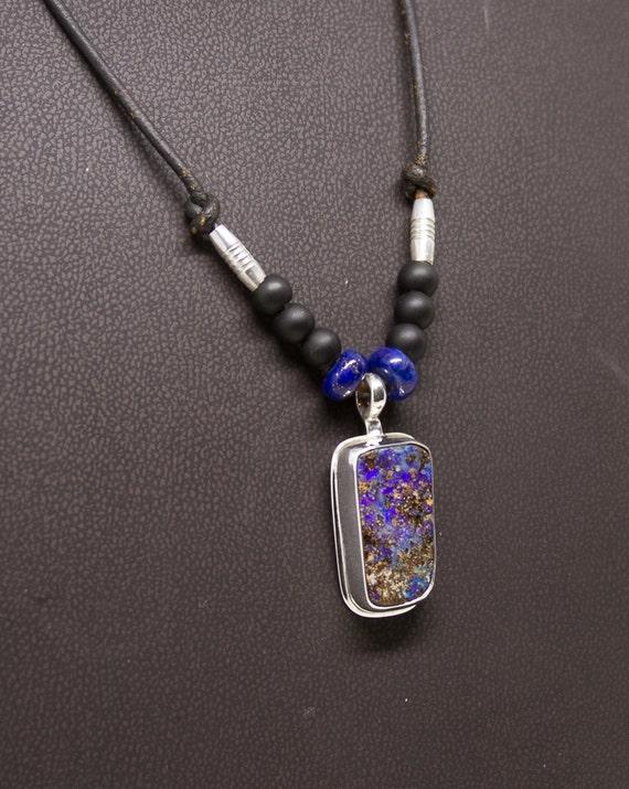 australian opal pendant unisex pendant mens pendant womens