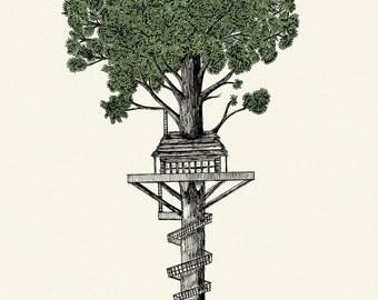 Tree house club