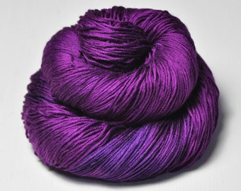Poisoned by love  - Silk/Cashmere Lace Yarn