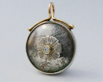 Memento Vitae Cremation Pendant