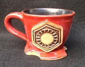 Star Wars: The Force Awakens, New Order symbol , 8 ounce, coffee/tea mug