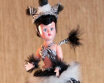 Zebra Woman Headband