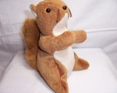 Ty Beanie Baby - Nuts The Squirrel - Collectibles,Toys,Ty Baby,Beanie Babies,Ty Beanie Babies