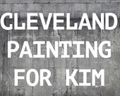 Custom Cleveland Painting for