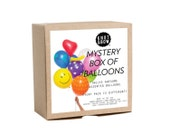 NEW!  Mystery Box of Balloons / 12 count
