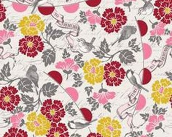 Fabric Destash Riley Blake Remembrance by the yard Cotton Quilting Clearance