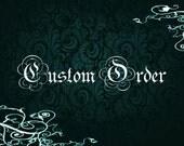 Custom Order: Gandalf the Grey Wizard, LOTR, The Hobbit, Reenactment LARP Cosplay Costume Replica Made to Order