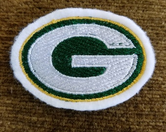 Green Bay Packers Applique/Patch/Feltie/Iron on