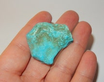 Turquoise - Raw-Stabalized- from the Kingman mine