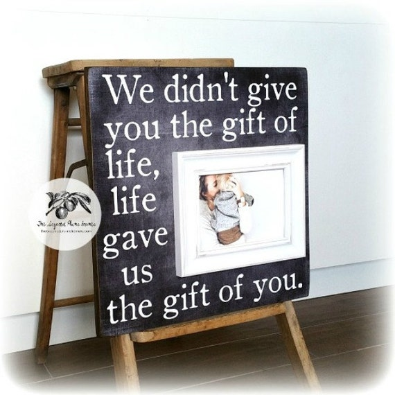 Adoption Gifts Adoption Signs Gotcha Day Gift Personalized