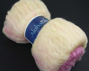 IT'S A GIRL Merino/Silk batt 2oz