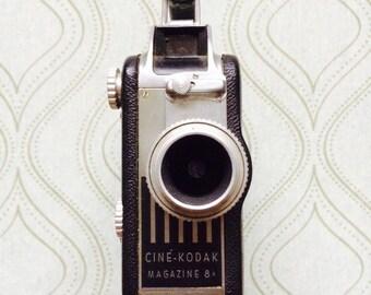 Vintage 46-55s Camera Ciné Kodak