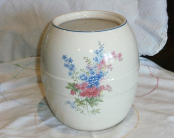 Vintage Biscuit Jar no Lid
