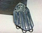 Rustic Primitive Cathedral Window Multi Loop Pendant