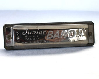 Jr Band C Note Harmonica