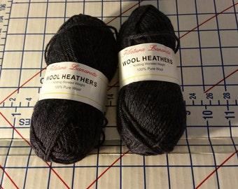 Filatura Lanarota Wool Heathers yarn for knitters or crochet