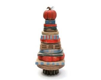 Tree Totem - Hayride