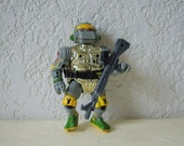 Teenage Mutant Ninja Turtle Metal Head, 1990s Action Figure