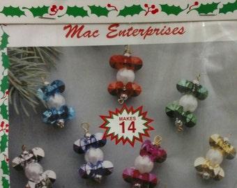 204-47 Holiday Miniature Ornament