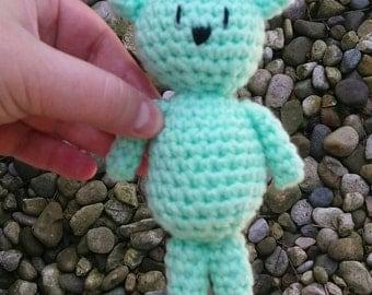 Bear Lovie, Teddy Bear, Bear Stuffed Animal, Teddy Bear Softie, Bear Plushie, Baby Bear