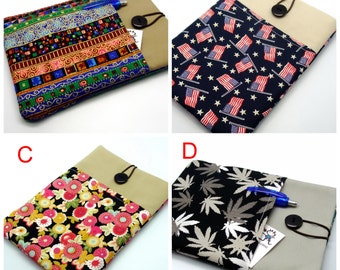 READY to ship - SALE - Kindle case, Kindle touch cover padded (GP5)