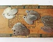 45 Vintage Fraternal Order Engraving Tags - Id Tags - VFW / K of P / FoE / B of R / BPoE