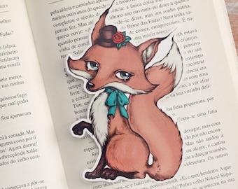 Mademoiselle Renardette - bookmark