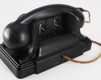 Vintage Art Deco Telephone/PRICE REDUCED