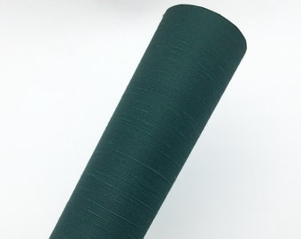 Ivy Green - Book Cloth Swatch - Asahi Book Cloth