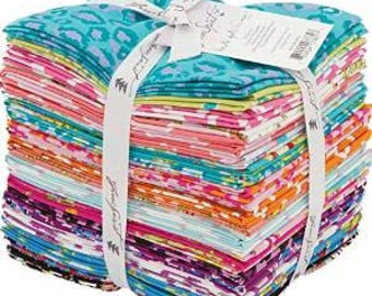 Fat Quarter Bundle - HAUTE GIRLS by Dena Designs - Free Spirit Fabric - 30 FQs