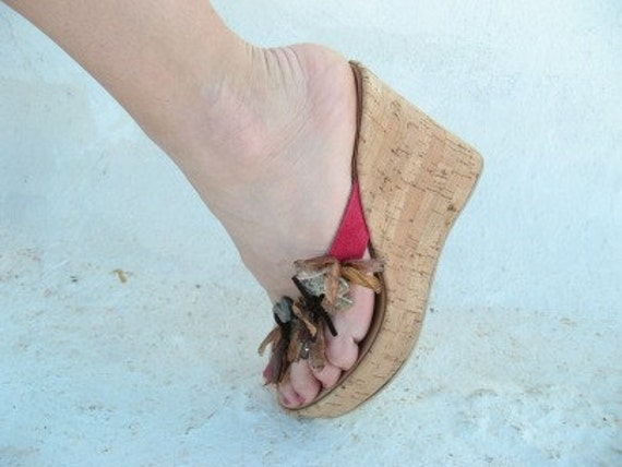 CRAZY SALE! Size 8-8.5 / 39  Greek leather sandals