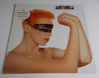 EX+ condition! 1983 - Eurythmics - Touch - Complete w/ Inner sleeve - LP Vinyl Record Album - 80's / New Wave / Pop