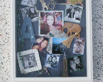 Shadowbox Made to order (size determined with you)