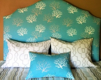 Two 20x26 Standard Pillow Shams, pillow covers to fit standard size inserts, ready to ship