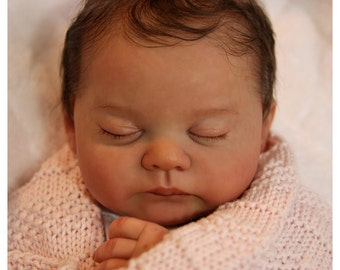 Custom Order for Reborn Blanca Doll