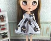 Blythe Dress - Ninjas