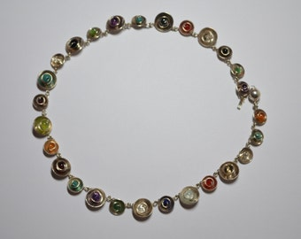 REFLECTIONS - Necklace Collier