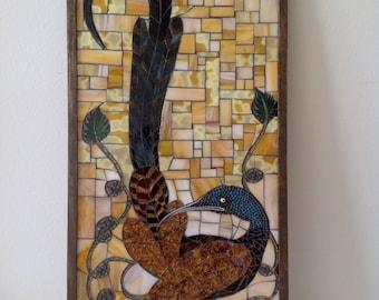 Mosaic Fantasy Bird