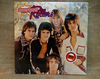 SEALed...BAY CITY ROLLERS - Wouldn't You Like It? -  Vintage Vinyl  Record Album...English Import