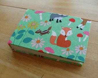 Baby Fox Photo Album/ Woodlands Animals Photo Album