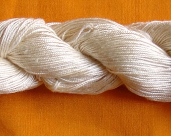 Pure Mulberry 15/3 Spun Silk Yarn