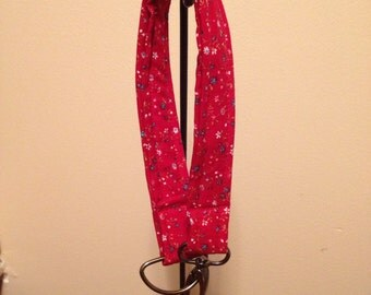 Shopping Cart Handle Purse Strap, Strap, Purse Strap,Red Floral Strap, Grocery Cart Handle Strap, Shopping Cart Strap, A Shopping Must