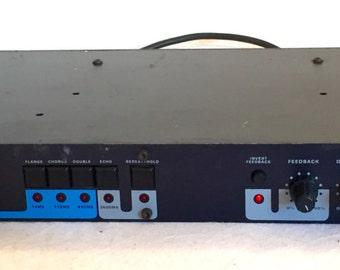Vintage Digitech Digital Effects Box Flanger Chorus Delay Echo Rack