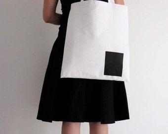 Design Bag / Tote / Minimal /Shopping Bag