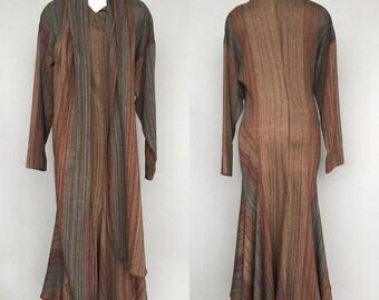vintage Norma Kamali avant grade dress size M