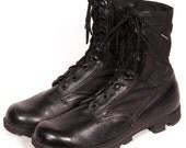 Black JUNGLE Boots Men's Size 12 R