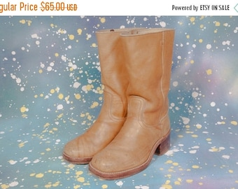 30% OFF 1970's Hippie Style Boots Men's Size 7 .5
