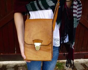 French vintage sack-messenger crossbody-backsack shoulder-mapsack