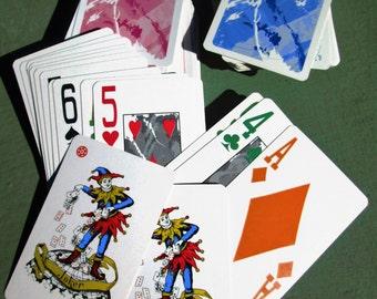 1991 Bridgette Two Handed Bridge Game.  Original Box.  Mayfair Games.  Y-152
